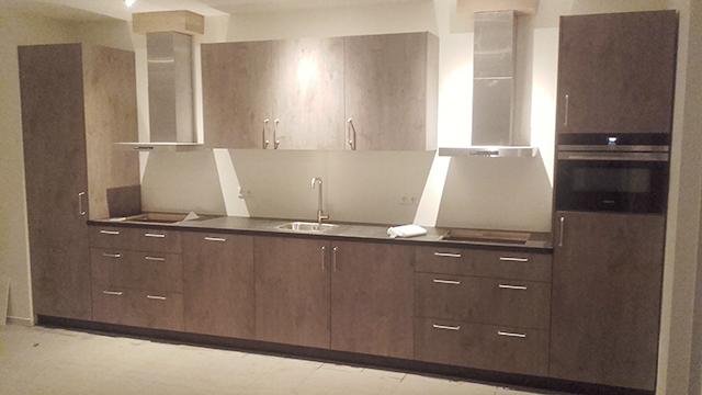Dubbele Moderne keuken